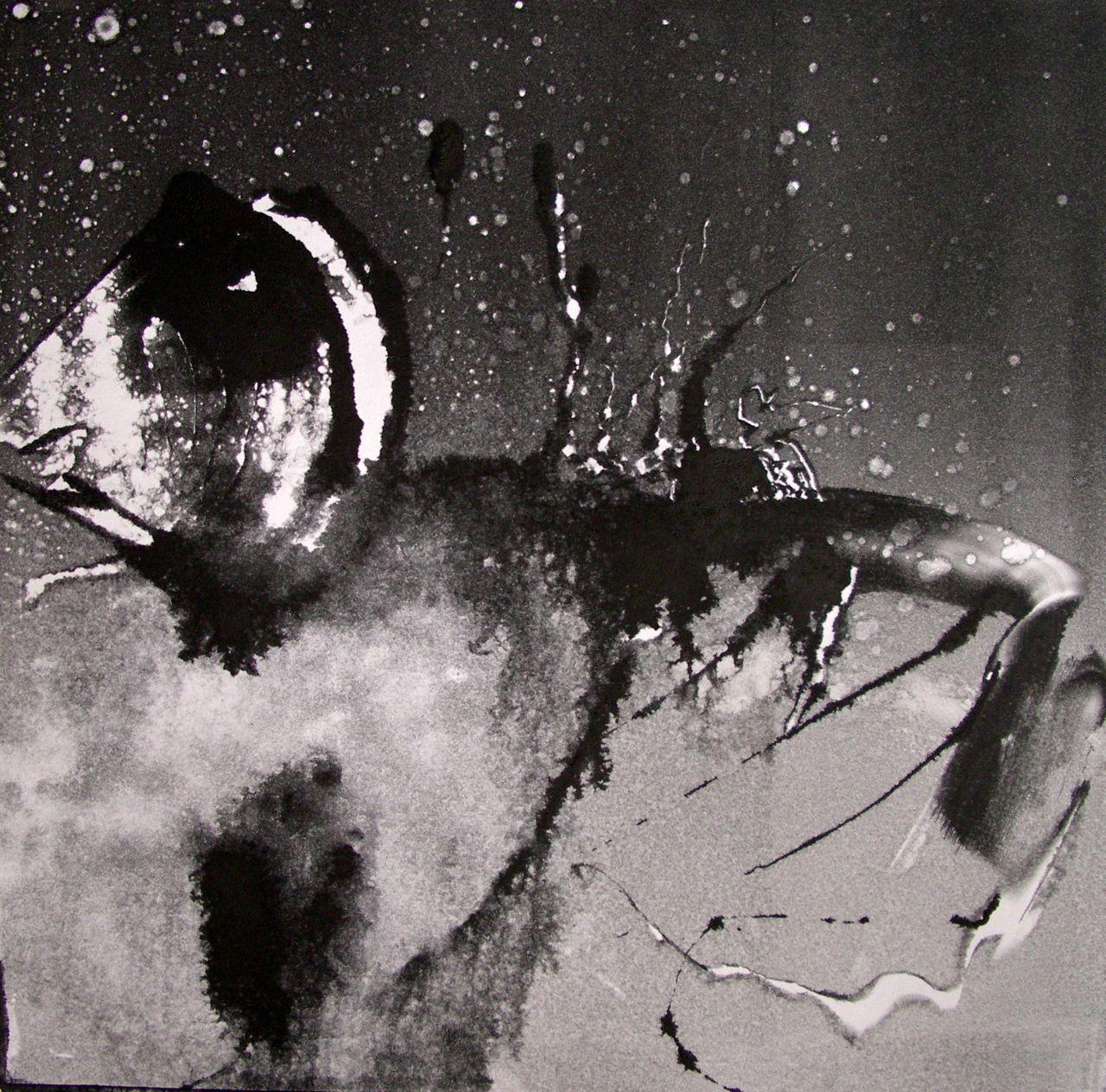monoprint [205x205mm] Laura Hudson 2014
