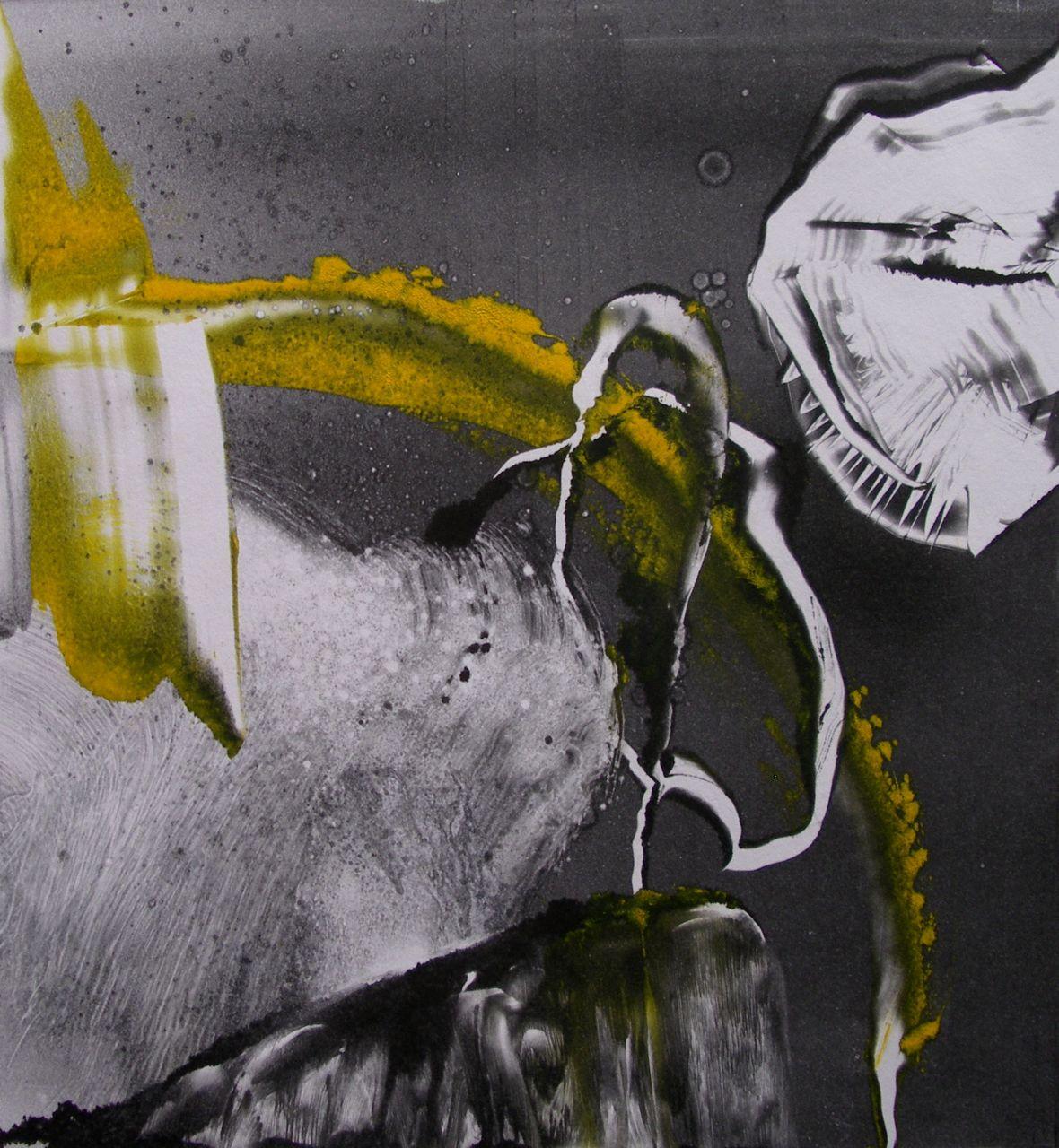 monoprint [21x20cm] Laura Hudson 2014