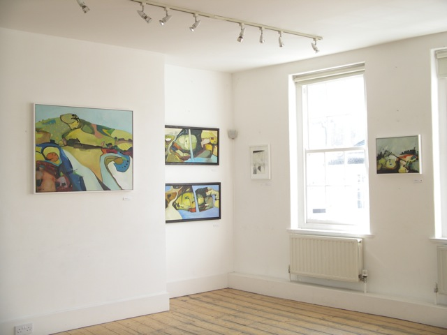 Exhibition Laura Hudson Passing Through June 2014 - 4