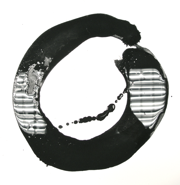 Enzo-1/80th second pigment ink on gessoed board digital print 2015
