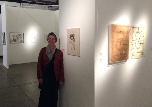 Laura Hudson Trinity Buoy Wharf Drawing Prize 2019