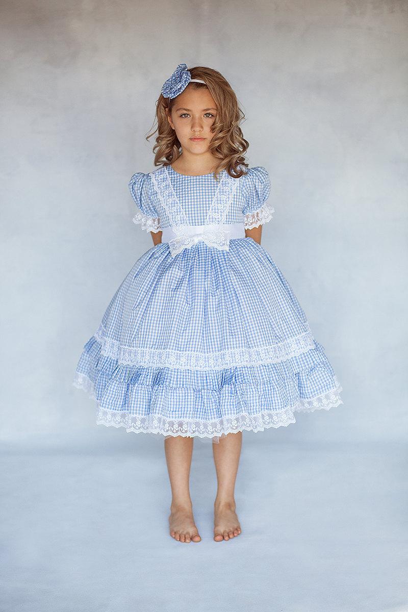 Sweet Prairie Blue Lolita $207+