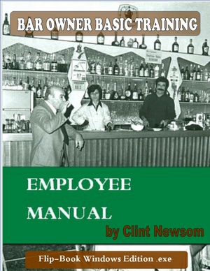 Click on the cover for           The employee manual             windows edition