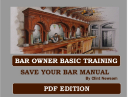 CLick   Here to order the Save your bar manual in a pdf version