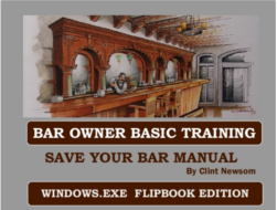 Click Here to order the save your bar          manual in a windows flipbook version