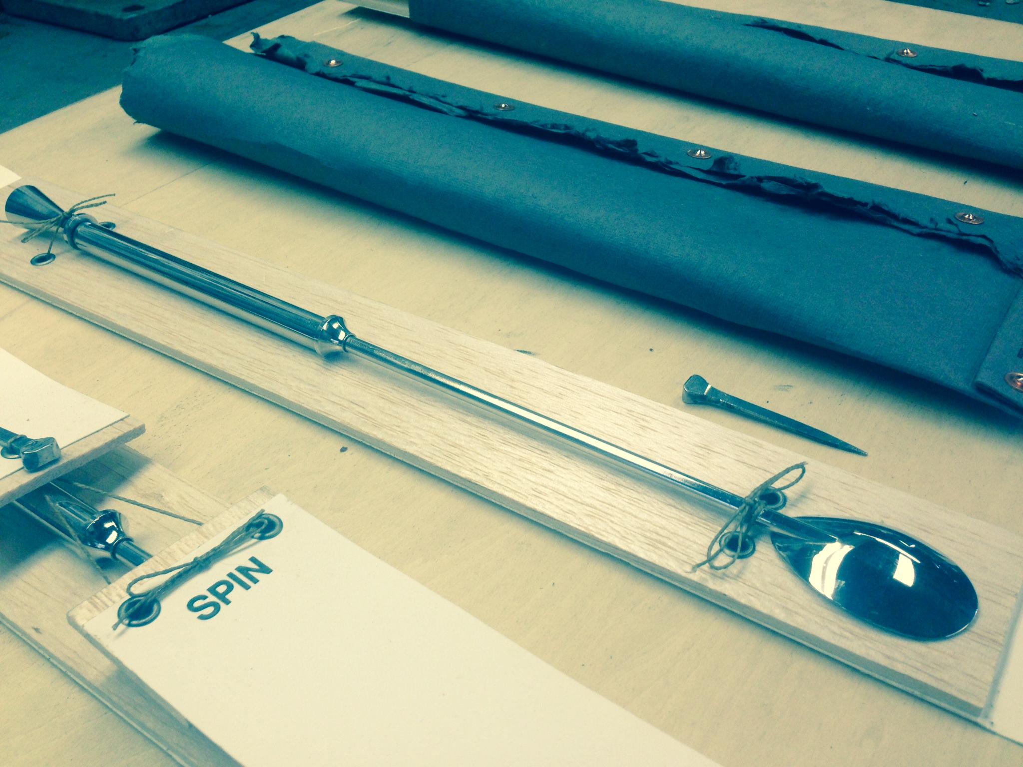 Standard Spoon Spin Benefactor Prototype