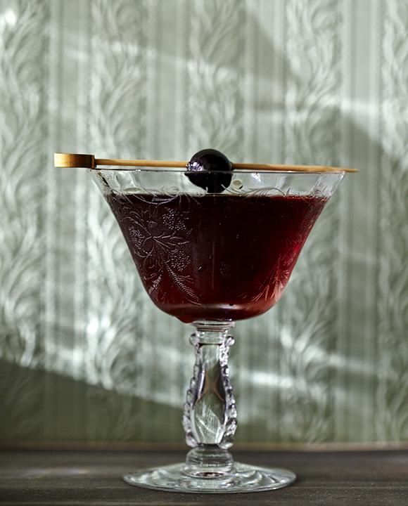 Black Manhattan Cocktail - Photo: Imbibe