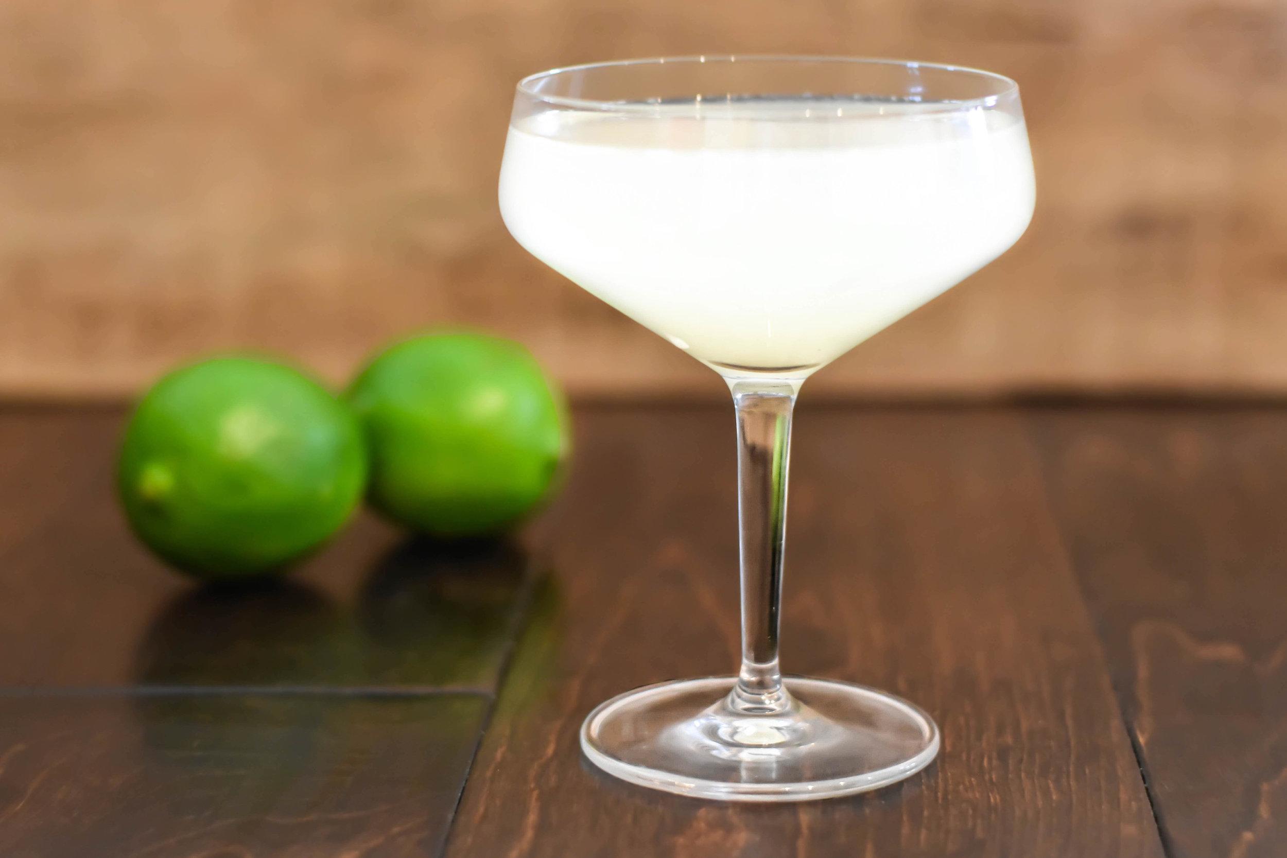 Daiquiri - Photo: Professor Cocktail