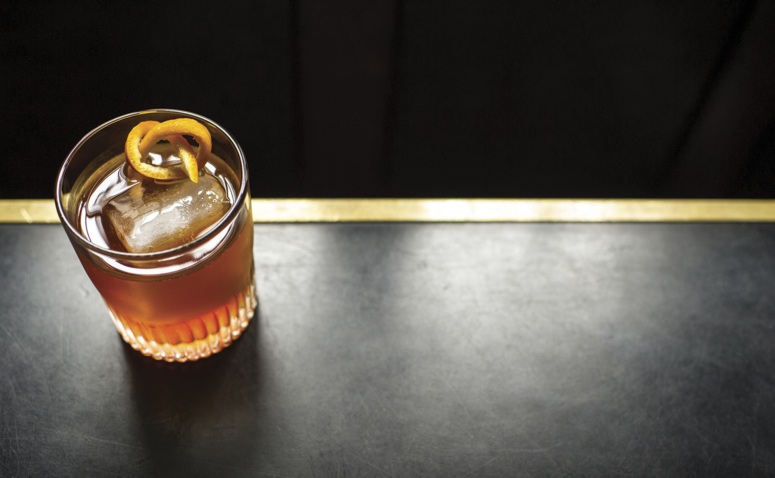 Old Fashioned Cocktail - Photo: Punch Drink