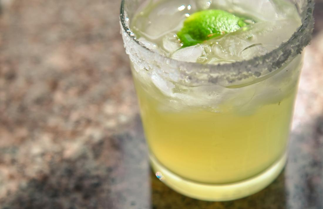 Minimalist Margarita - Photo: Carolyn Laguttuta