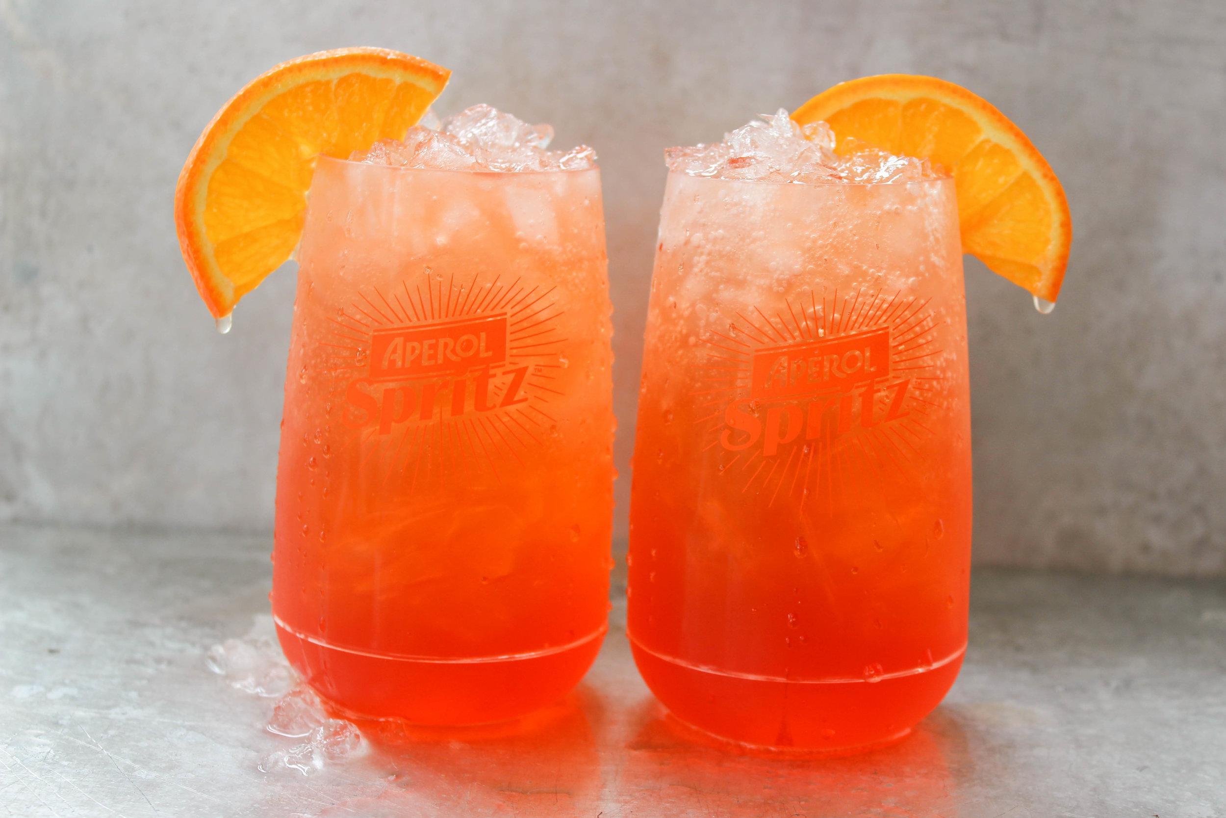 Aperol Spritz Cocktail - Photo: Beautiful Booze