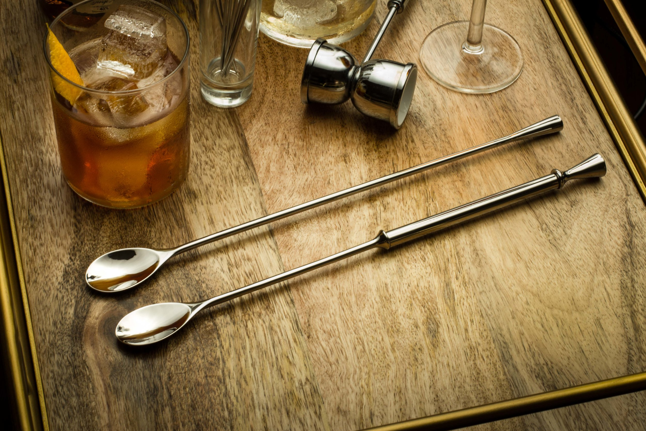 Cocktail Spoons -