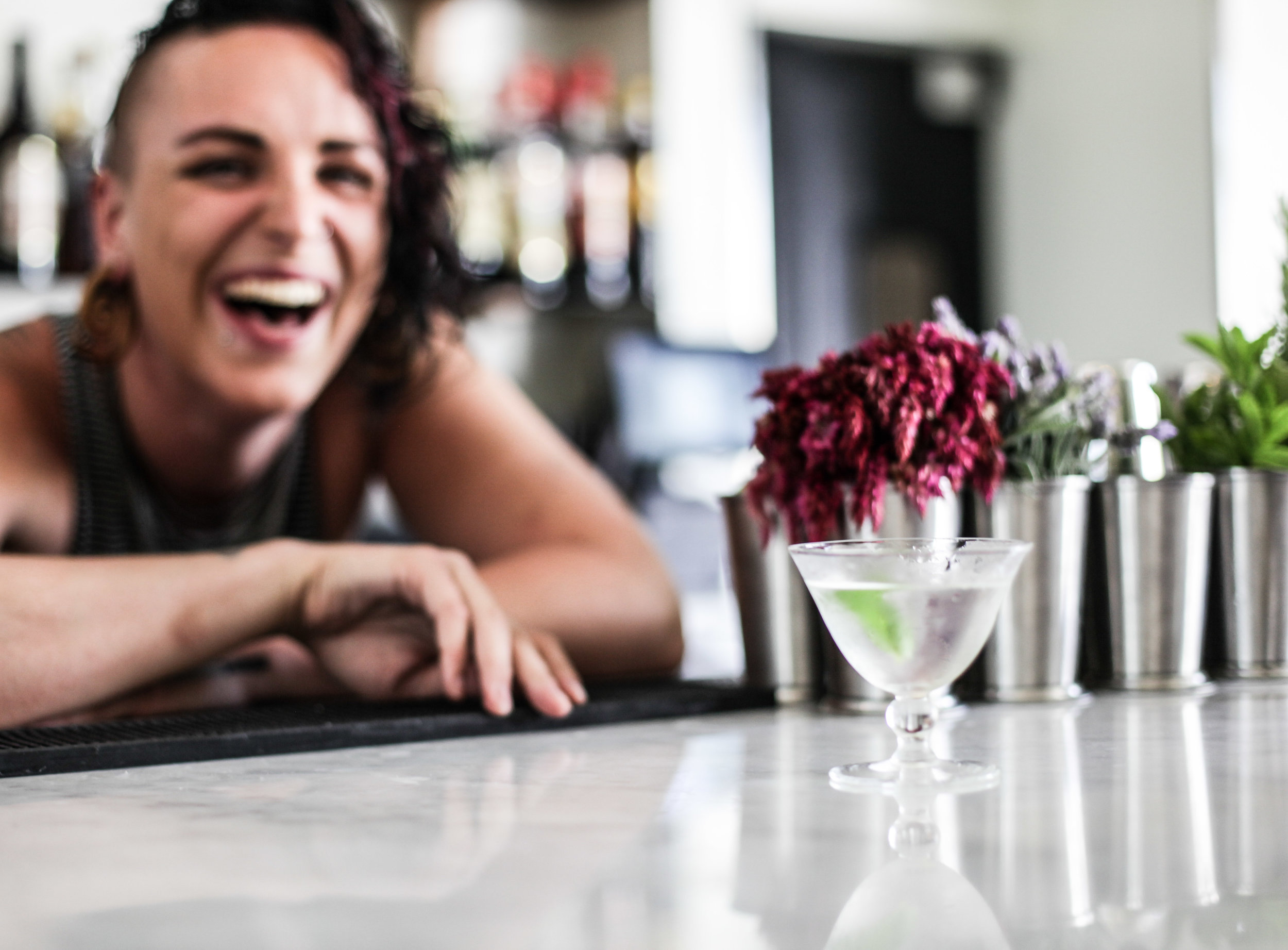 """""""Their spoons move like a dream in their mixing glass. Their products are a must for any bar"""" - Ren Perakis, Bar Manager / Consultant"""