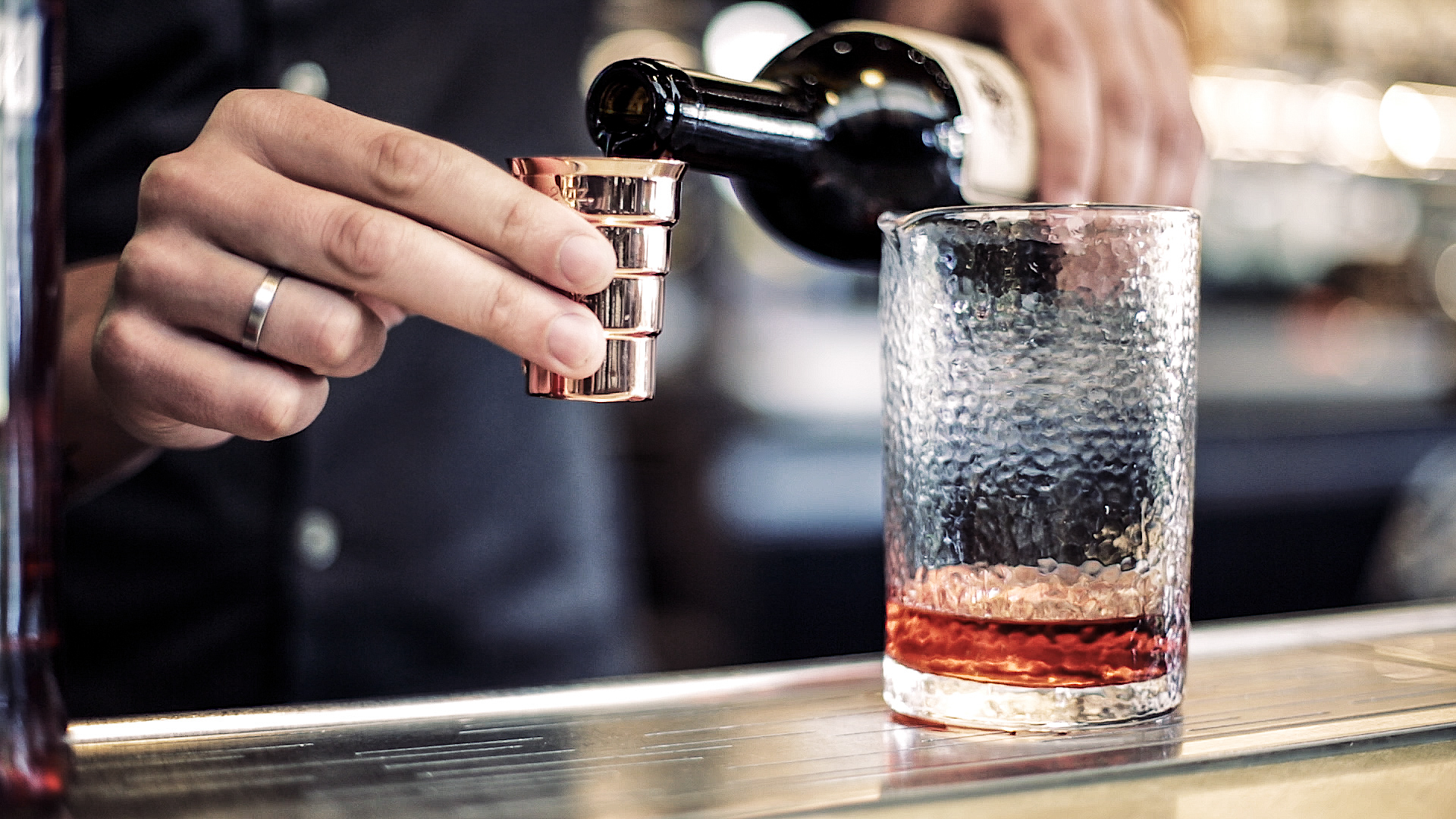 315 Copper Jigger and Mixing Glass Negroni.jpg