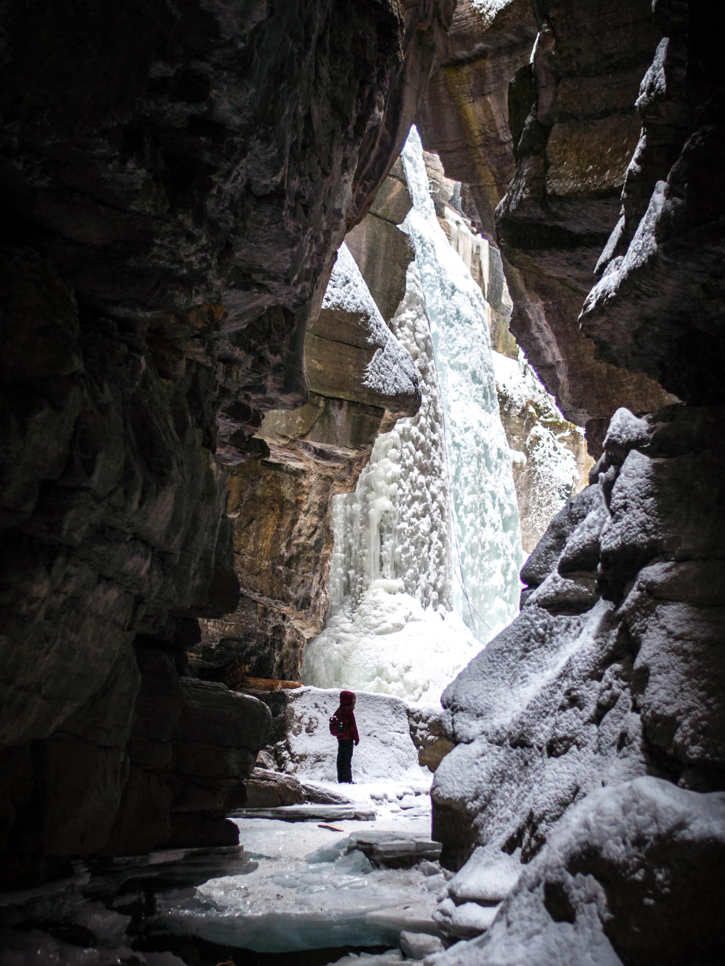 Maligne Canyon - Jasper, 2013