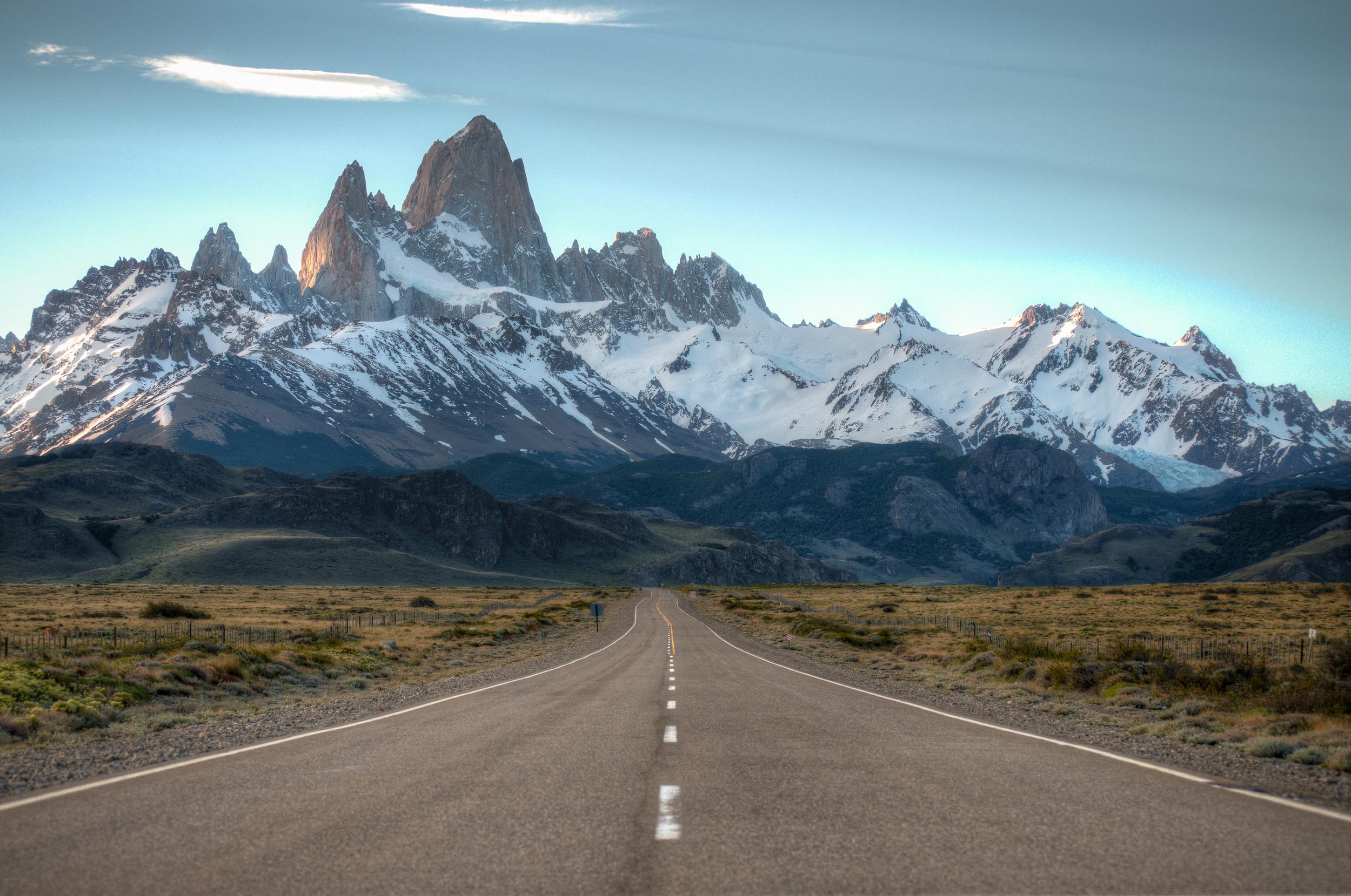Monte Fitz Roy - Patagonia, 2012