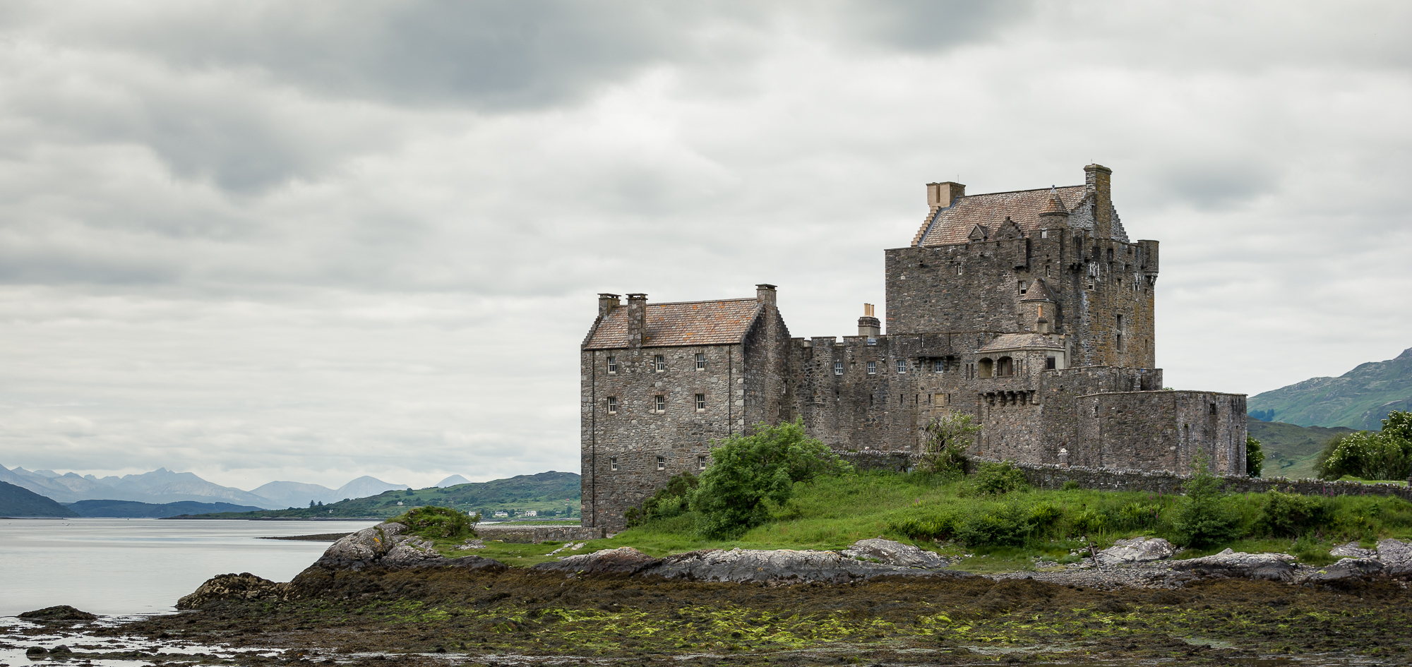 Eilean Donan Castle - Scotland, 2014