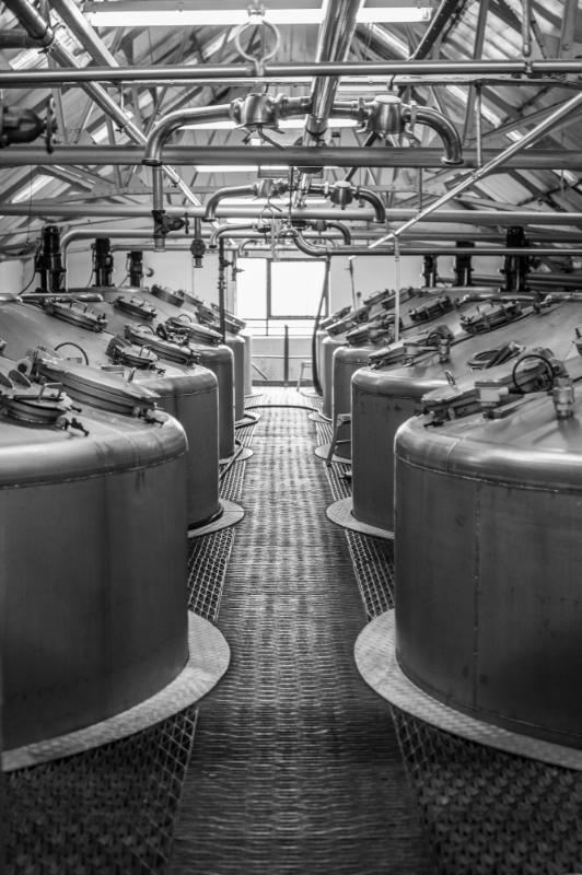 Tomatin Distillery, Inverness - Scotland, 2014
