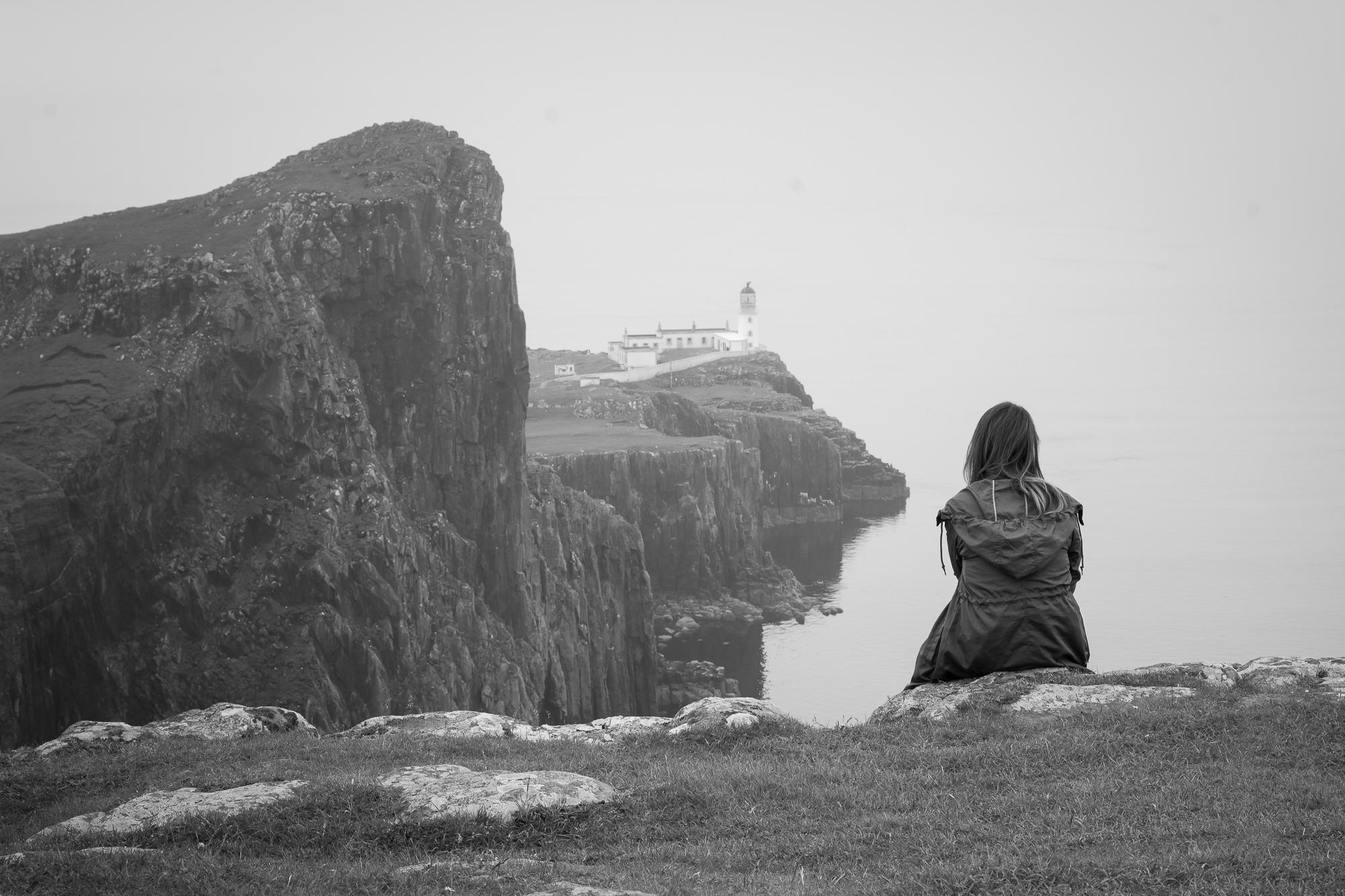 Neist Point Lighthouse, Isle of Skye - Scotland, 2014