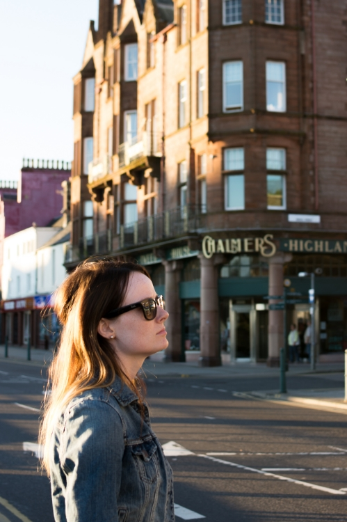 Oban - Scotland, 2014