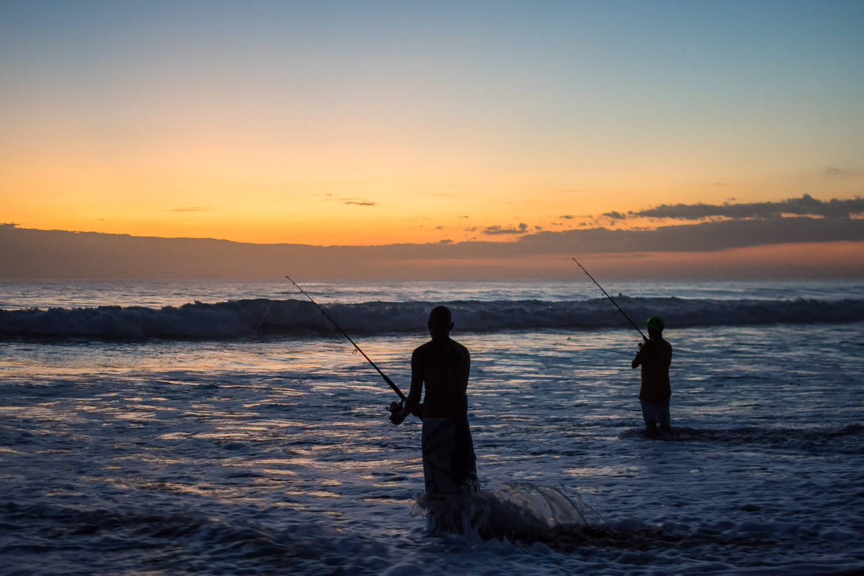 Fishermen - Costa Rica, 2015