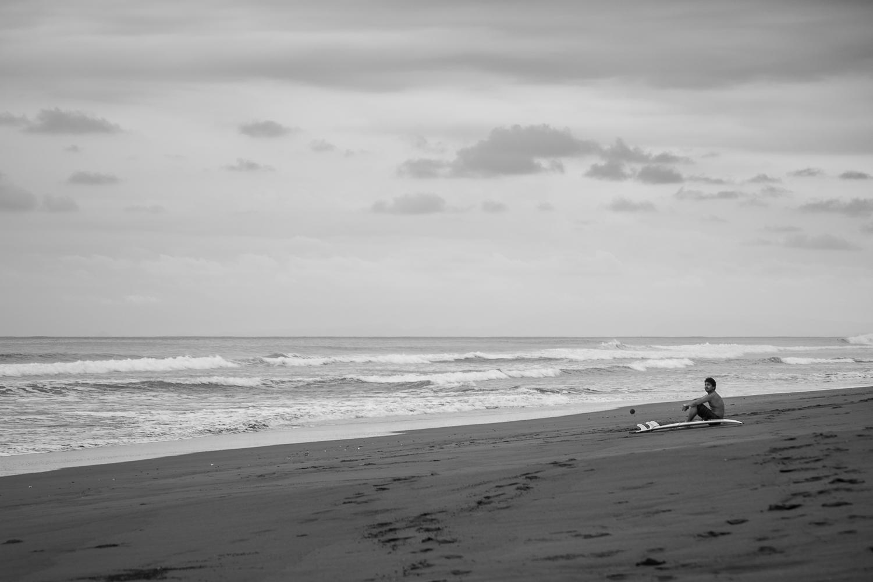 Surfer - Costa Rica, 2015