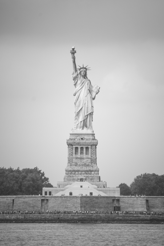 Staten Island Ferry - New York City, 2014