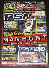 99% sure this was the PSM issue from Sept. 2003...