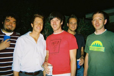 Some TRI employees in 2004.  Except MattW.  MattW is awesome, tho.