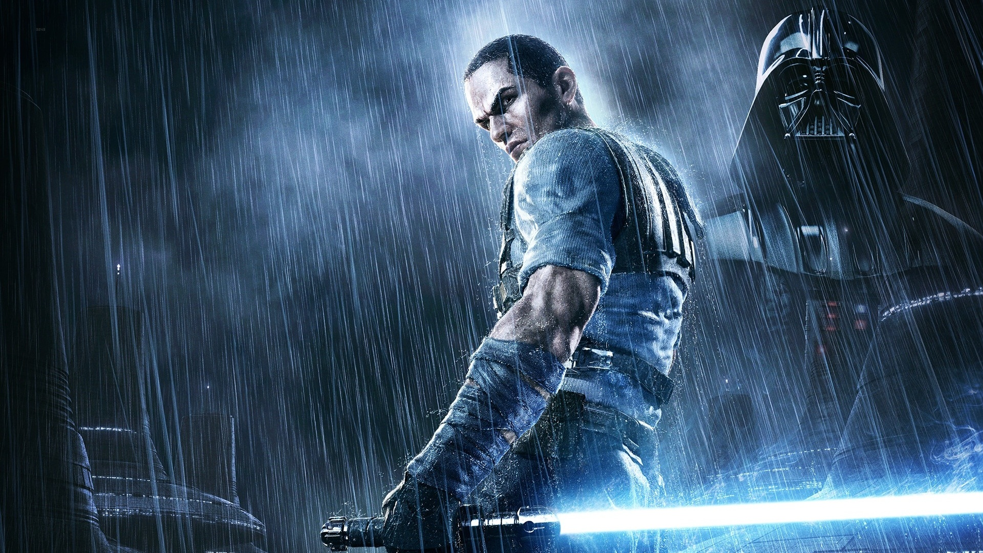 I didn't personally get a chance to work with him, but Sam Witwer was awesome advocate for The Force Unleashed and just all around good dude from where I stood.