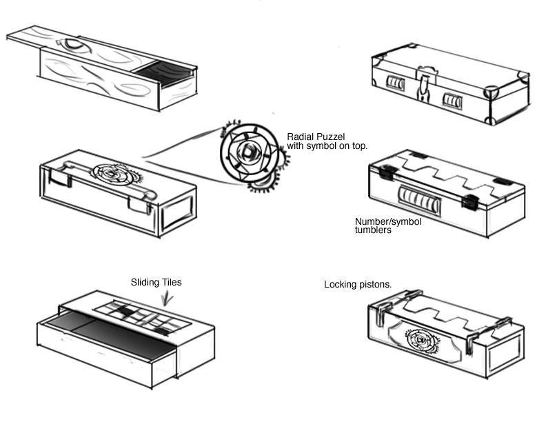 Hidden Box Prop Design