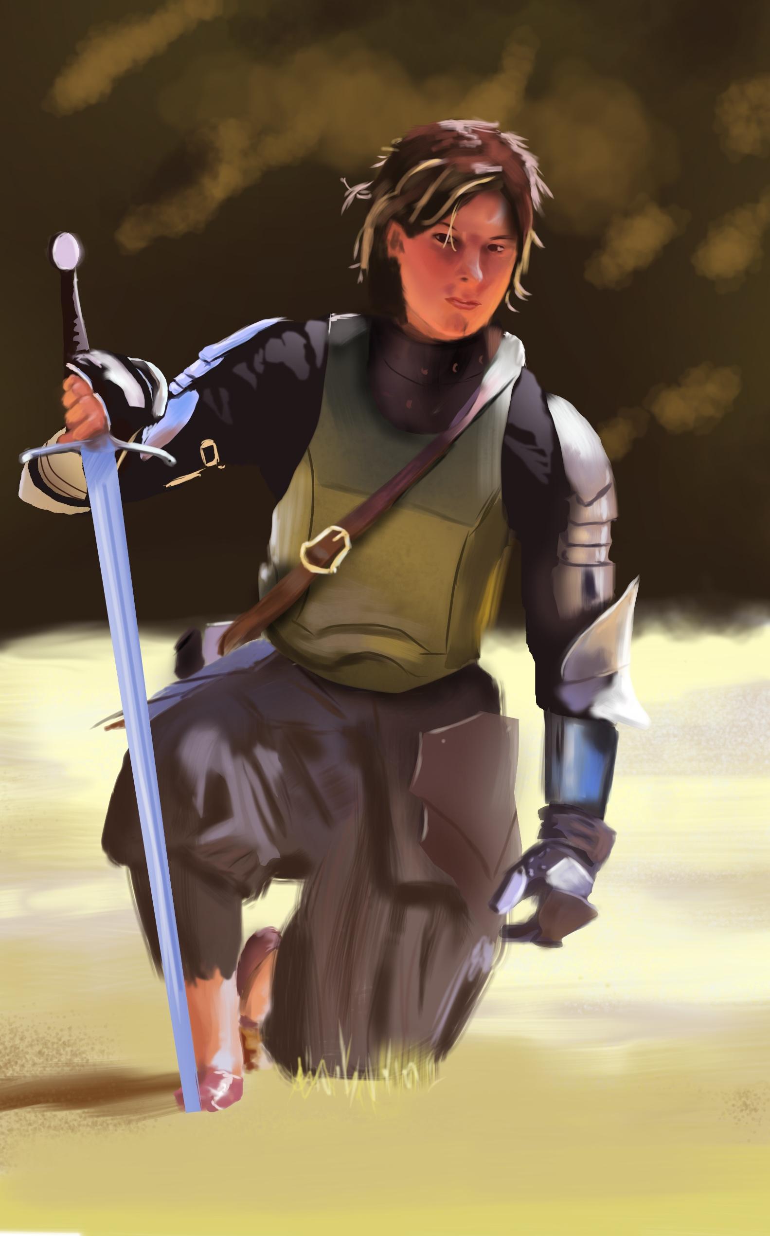 Female Knight .JPG