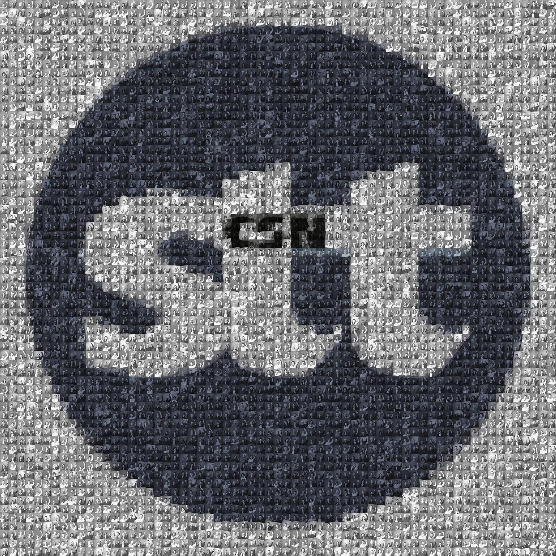 Avec nos photos, le logo de la STTCSN a été généré.