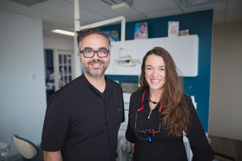 Clinique dentaire Darveau et Rioux