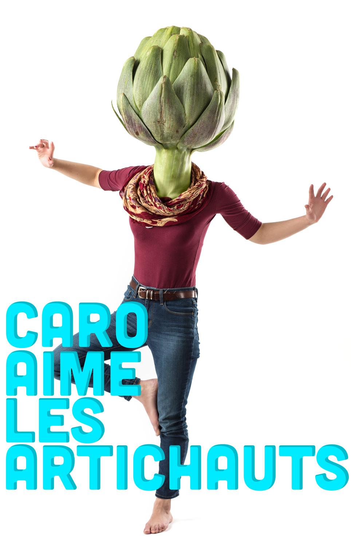 Caro aime les artichauts