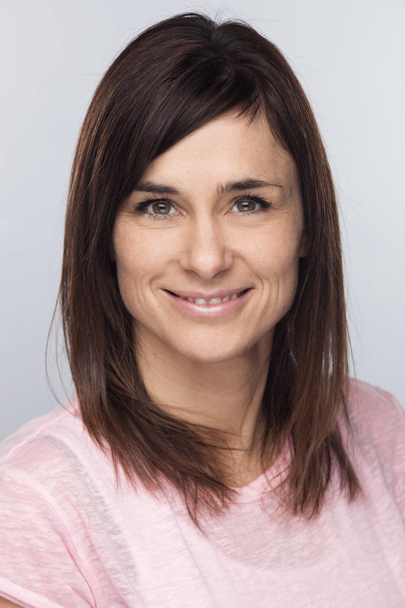 Portrait d'une membre de l'APTS