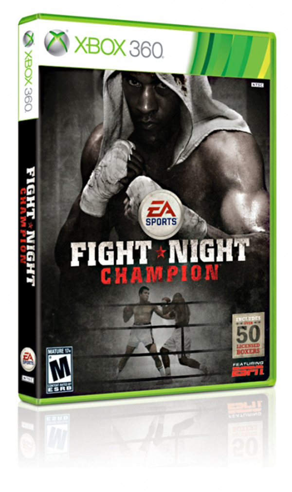 """""""Fight Night"""" for Xbox"""