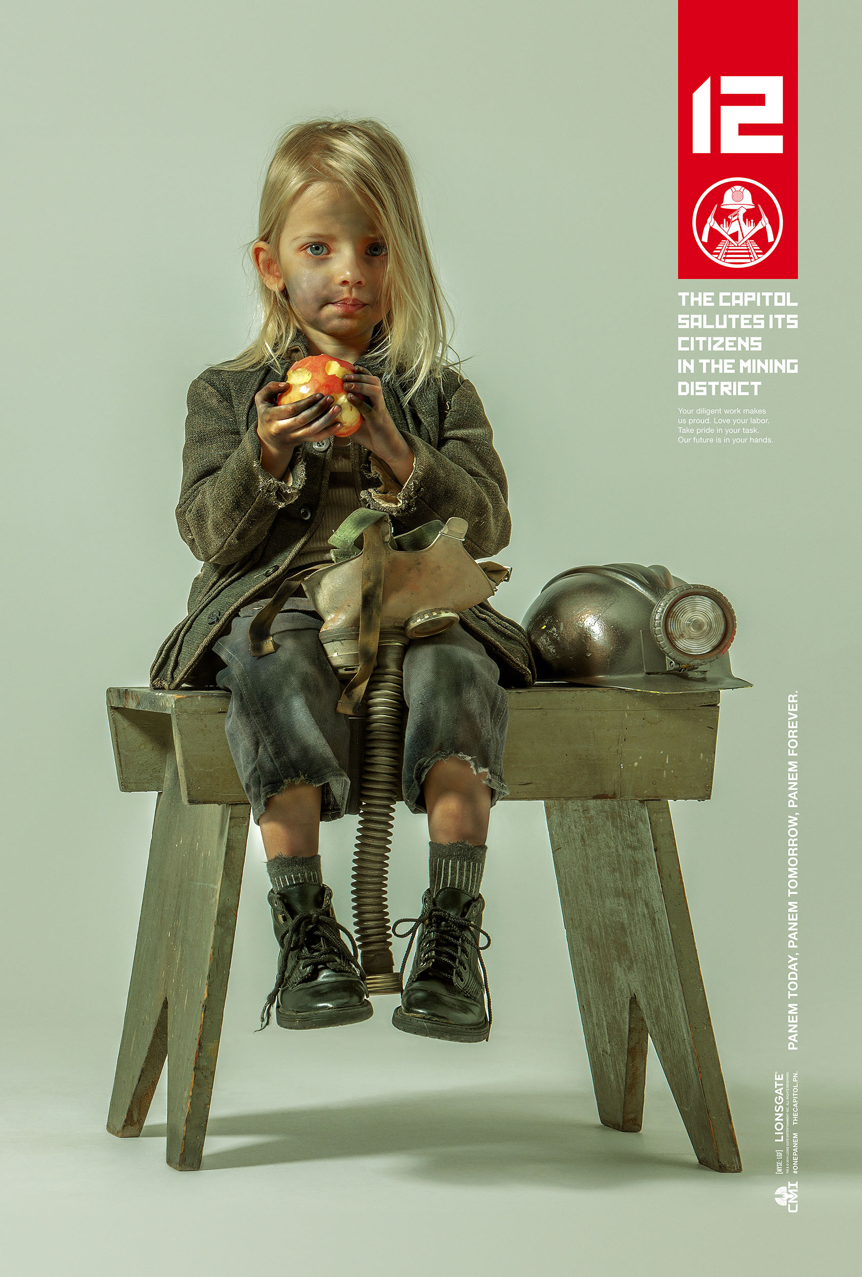"""The Hunger Games """"Mockingjay"""" - District Heroes (Mining)"""