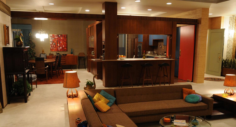Draper's Living Room