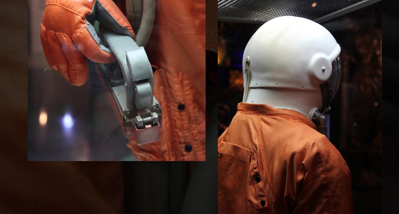 Spacesuit Details
