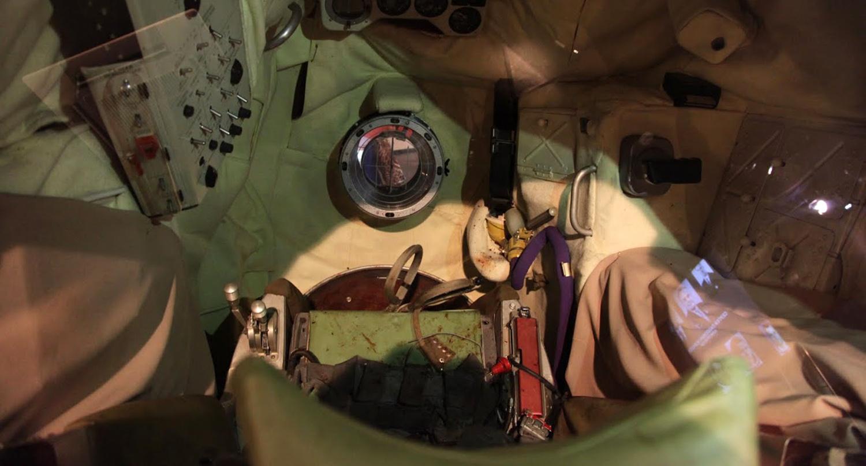 Vostok-1 Interior