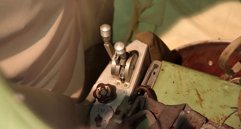 Vostok-1 Interior Detail