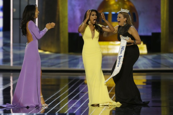 Nina, when she became Miss America - Source: The Washington Post