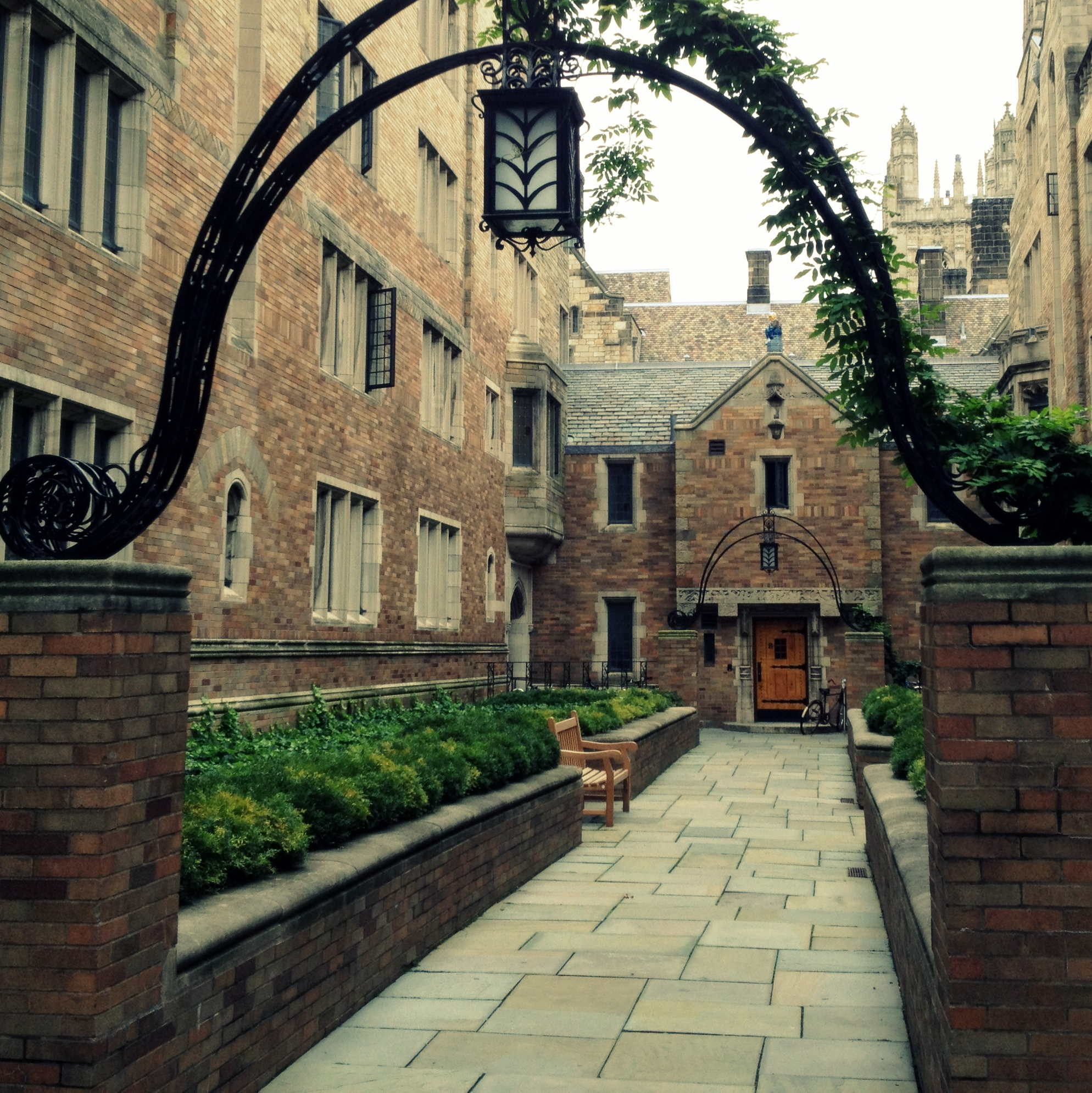 Trumbull College at Yale - Source: Akhil Sud, SM '16