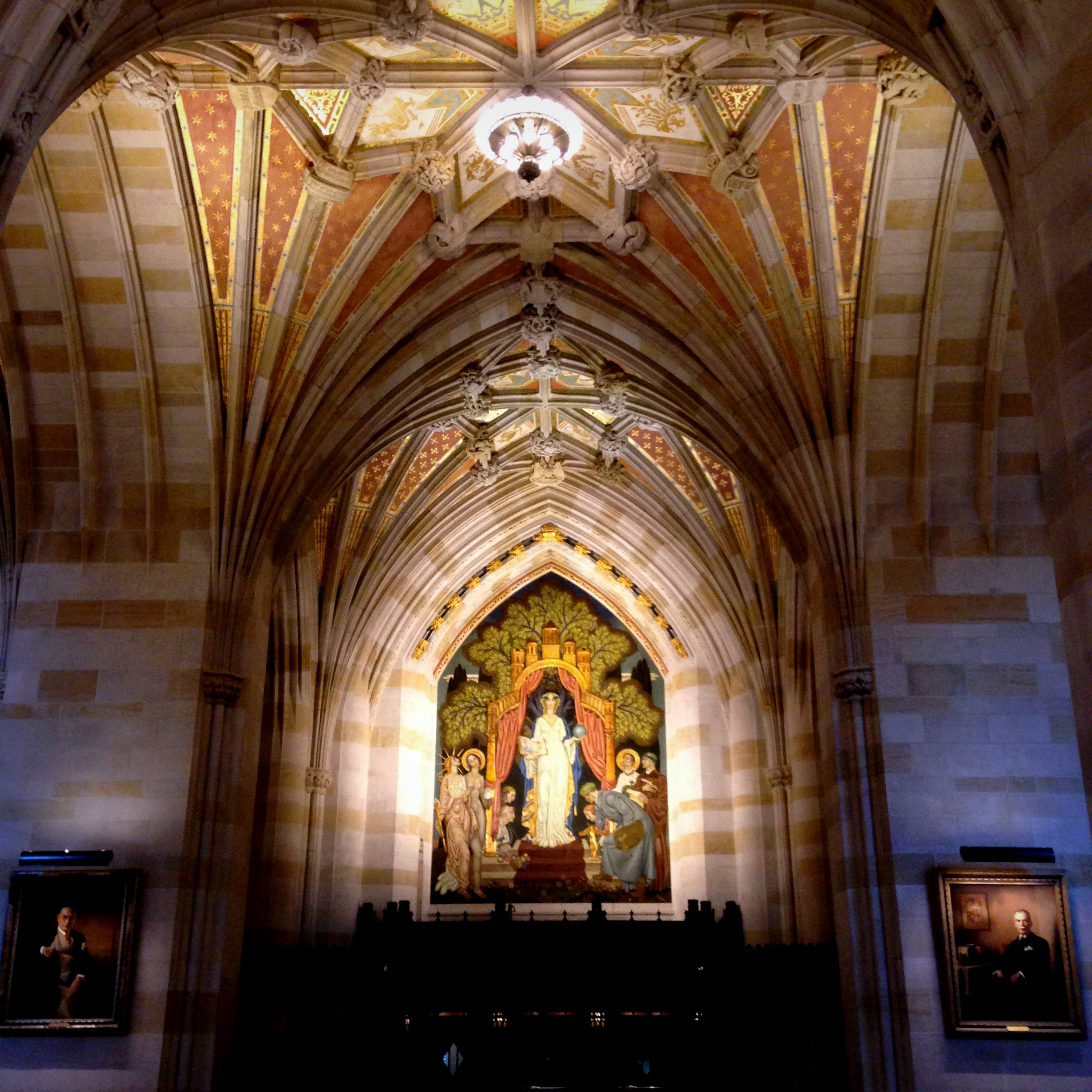 Sterling Memorial Library at Yale - Source: Akhil Sud, SM '16