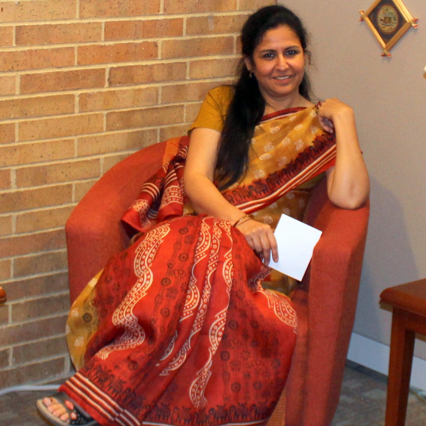 Yale SASC faculty member Professor Swapna Sharma