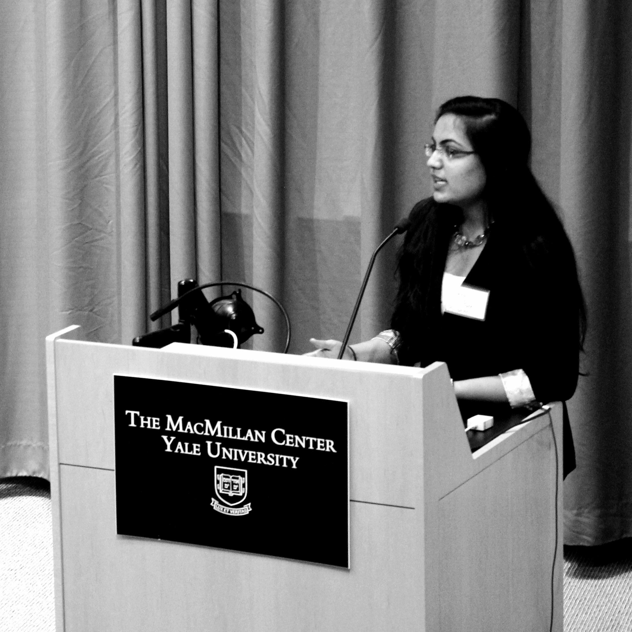 Heta Patel, Rutgers
