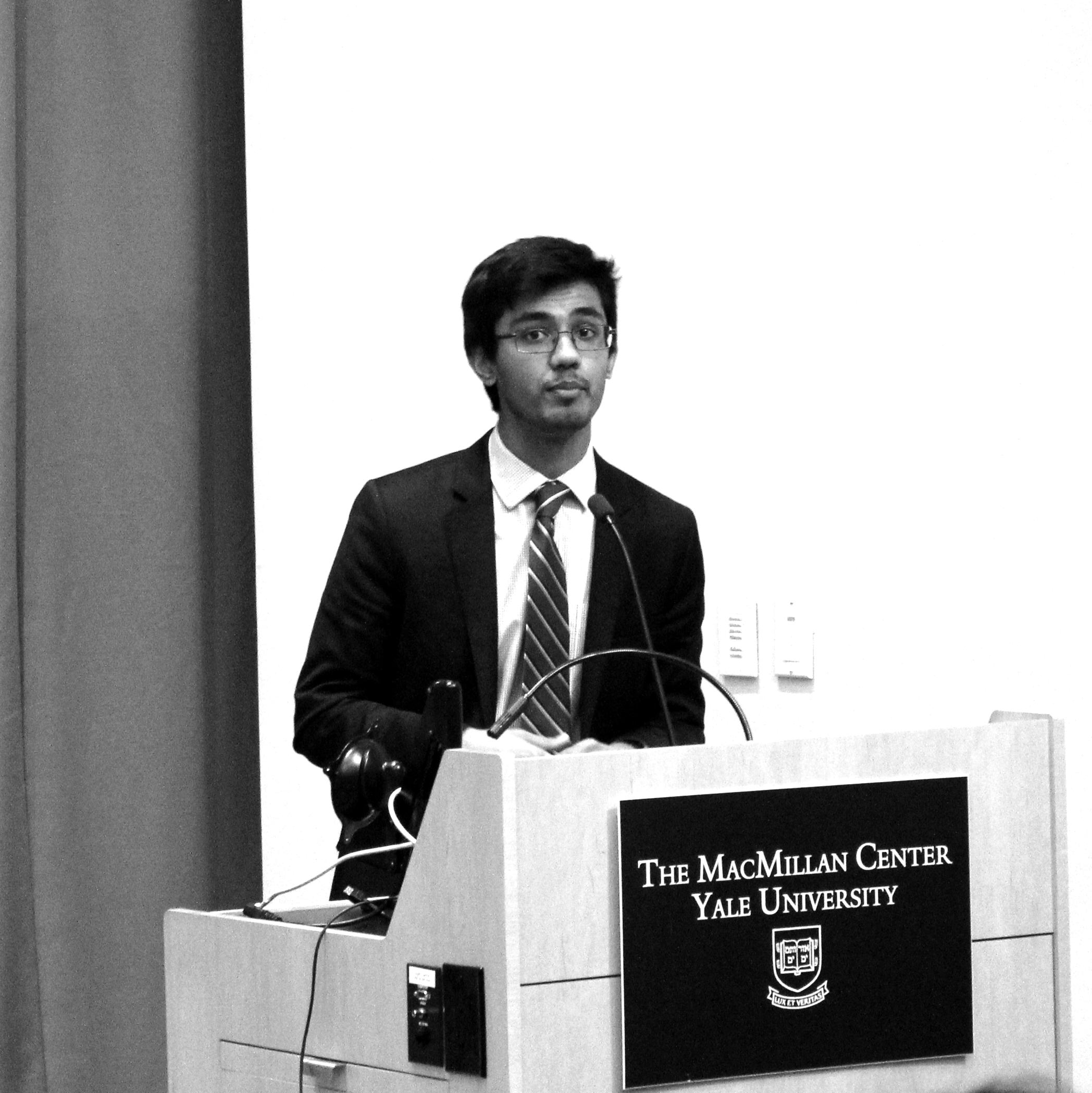 Neeraj Bajpayee, Princeton