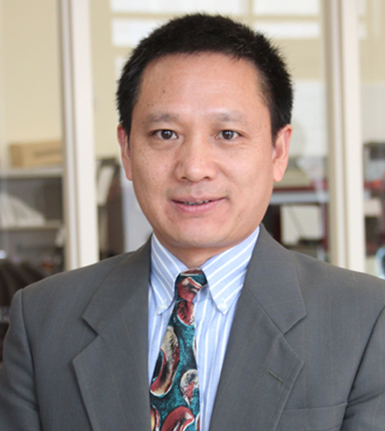 Kelvin Wang    Oklahoma State Univ.   Associate Director   Email Dr. Wang