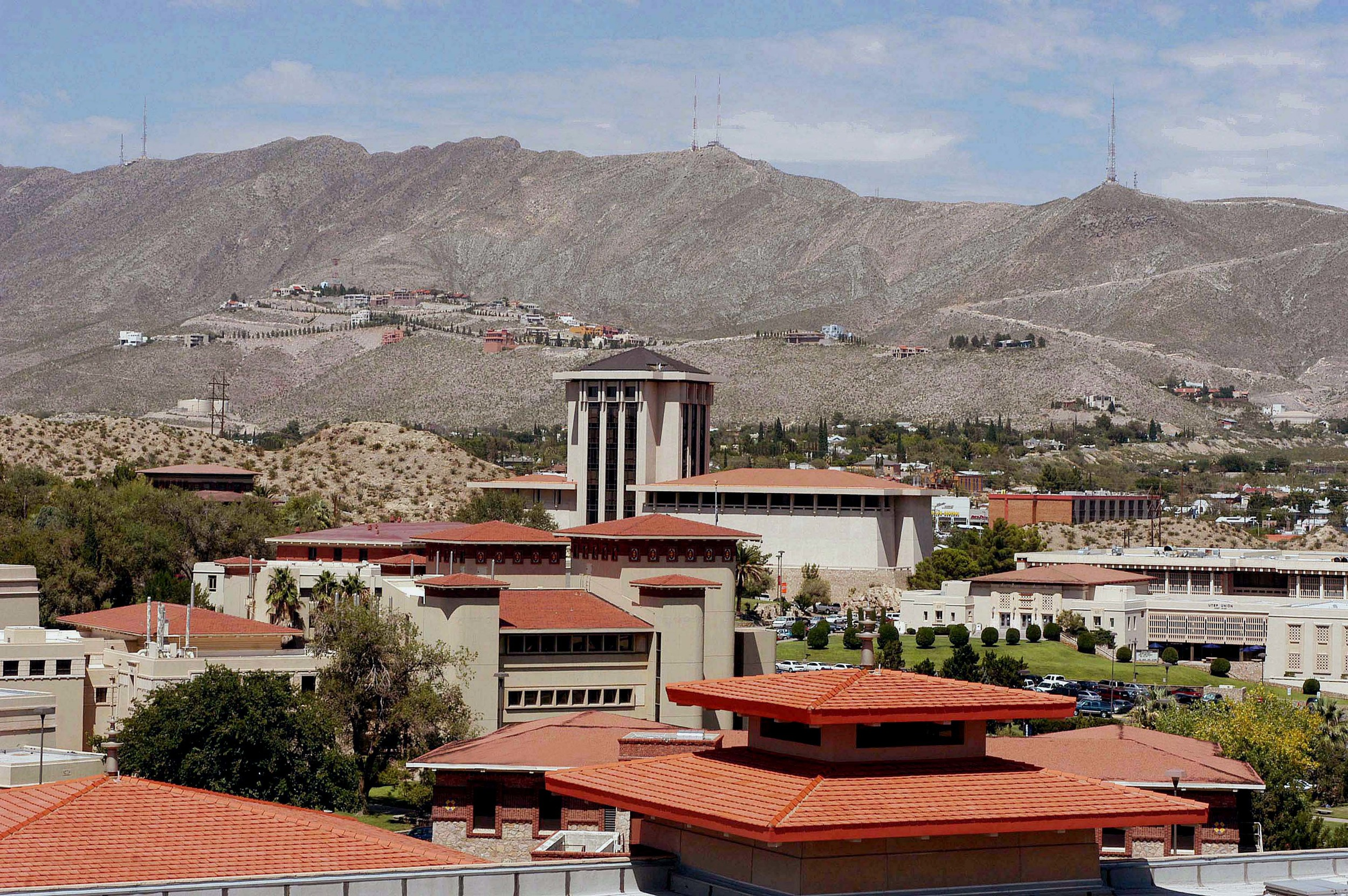 University of Texas - El Paso
